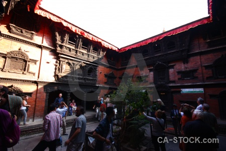 Kathmandu sky durbar square asia south.