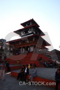 Kathmandu temple unesco pagoda buddhism.