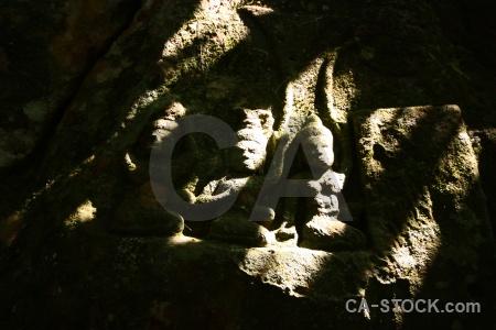 Kbal spien rock southeast asia siem reap trek.