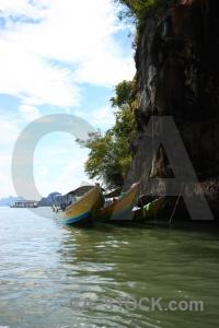 Khao phing kan phang nga bay thailand tropical ko tapu.