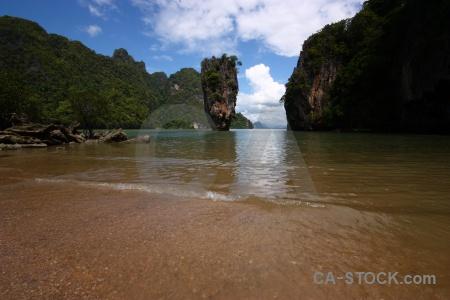 Khao tapu sea thailand sky tropical.