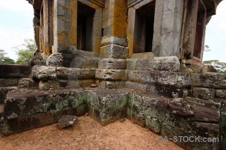 Khmer asia fungus building buddhism.