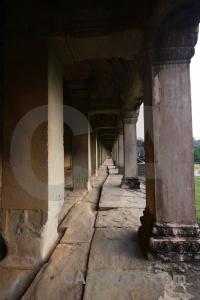 Khmer cambodia preah pisnulok buddhism temple.