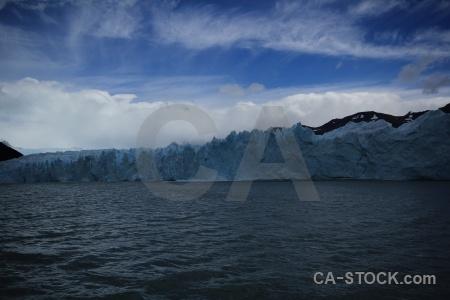 Lago argentino perito moreno sky water argentina.
