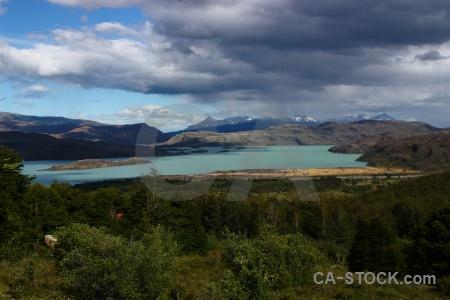 Lago nordenskjold trek lake patagonia circuit.