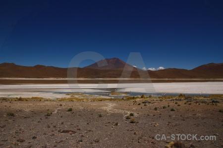 Lake altitude laguna charcota cloud andes.