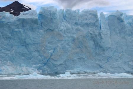 Lake argentina ice lago argentino patagonia.