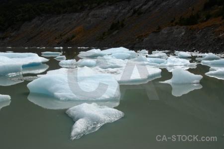 Lake circuit trek patagonia south america ice.