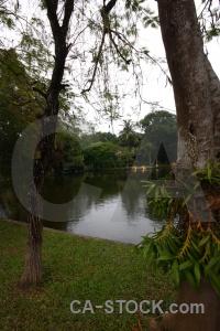 Lake hanoi ao ca bac ho presidential palace southeast asia.