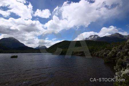Lake lake sylvan trek water mountain.