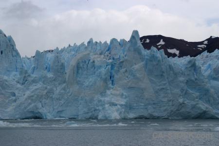 Lake patagonia lake argentino south america water.