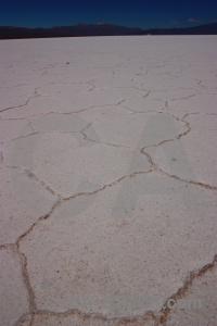 Landscape andes salt flat altitude sky.