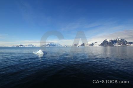 Landscape antarctic peninsula ice day 6 adelaide island.