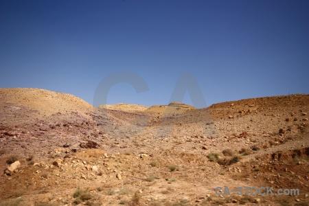 Landscape asia desert middle east western.