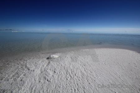 Landscape bolivia salar de uyuni salt south america.