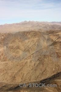 Landscape desert brown mountain rock.