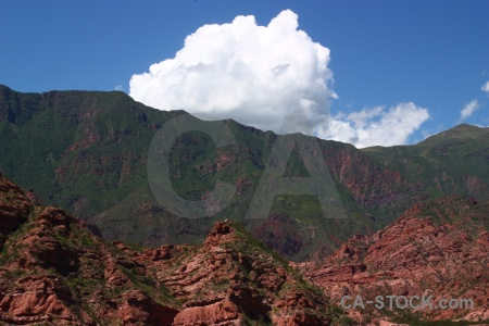 Landscape mountain calchaqui valley salta tour 2 quebrada de cafayate.