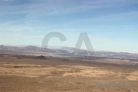 Landscape mountain desert.