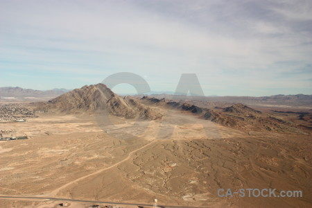 Landscape mountain rock desert brown.
