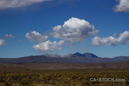 Landscape peru altitude crucero alto cloud.