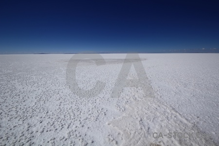 Landscape salt andes south america altitude.
