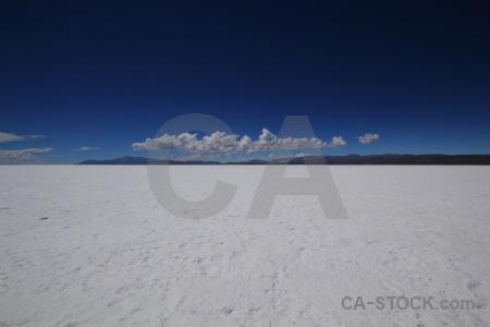 Landscape salt flat south america argentina salta tour.