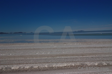 Landscape salt south america sky bolivia.