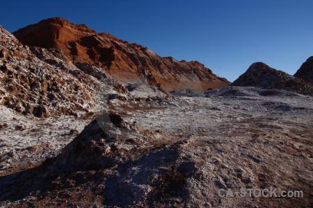 Landscape sky rock desert atacama.
