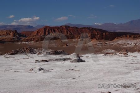 Landscape south america mountain desert cordillera de la sal.
