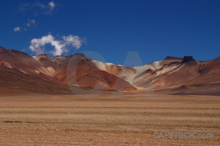 Landscape valle de dali south america altitude mountain.