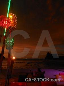 Lantern loh dalam bay asia light water.