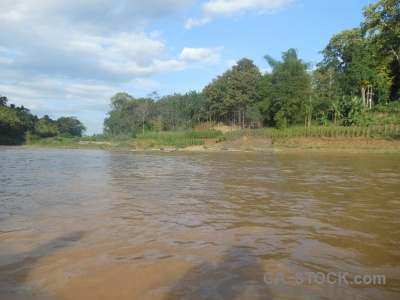 Laos nam khan water river asia.