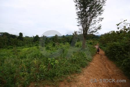 Laos sky luang prabang southeast asia trek.