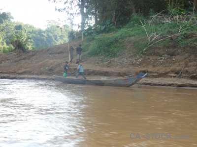 Laos vehicle nam khan water asia.