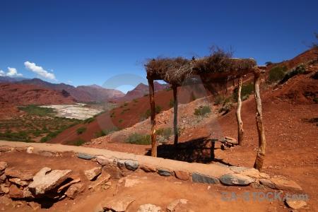 Las conchas river bush rio reconquista argentina rock.