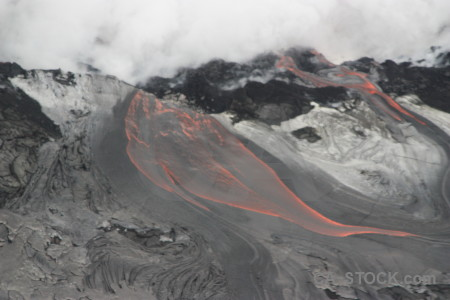Lava volcanic gray.