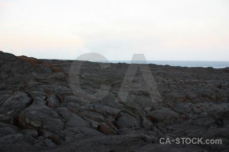 Lava white volcanic.