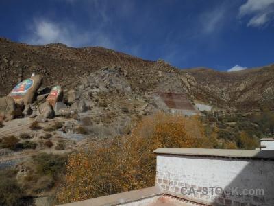 Lhasa altitude tibet monastery buddhist.