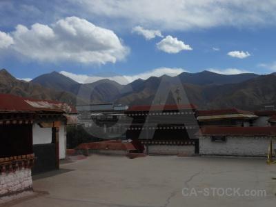 Lhasa buddhism asia tibet altitude.
