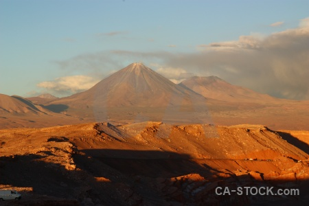 Licancabur valley of the moon south america mountain juriques.