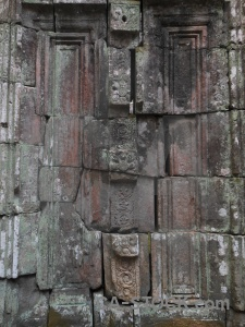 Lichen buddhism block siem reap cambodia.