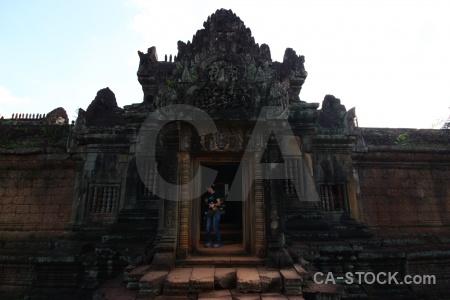 Lichen unesco stone asia khmer.
