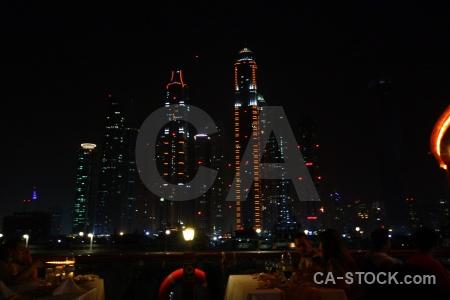 Light asia canal marina building.