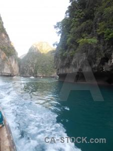 Loh samah rock thailand sky ko phi leh.