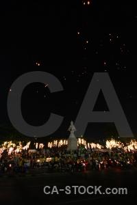 Loi krathong thailand bangkok lantern southeast asia.