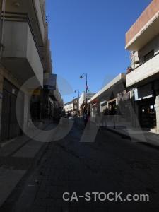 Madaba middle east road building jordan.