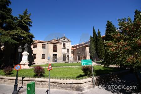 Madrid sky spain tree europe.