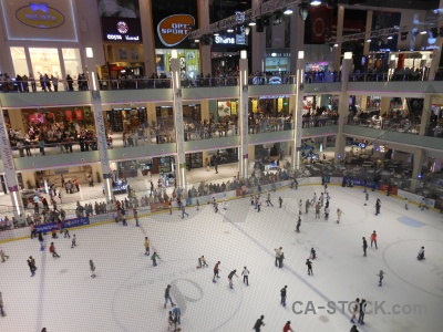 Mall uae western asia middle east person.