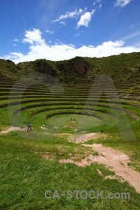Maras circle inca south america altitude.