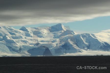 Marguerite bay sea adelaide island antarctica cruise snow.